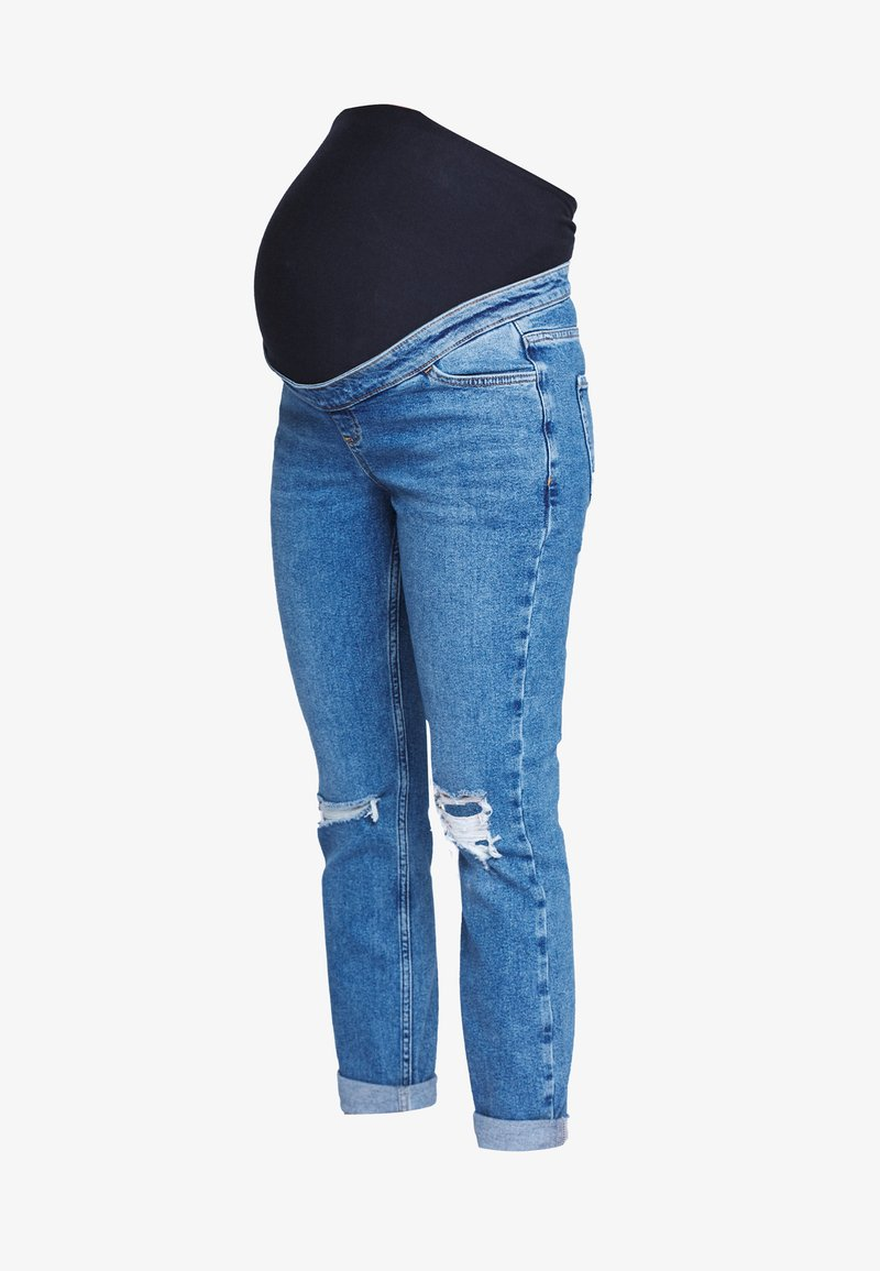 New Look Maternity - MOM - Relaxed fit jeans - blue