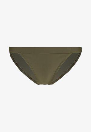 THEEA BAR CLASSIC PANT - Bikiniunderdel - khaki