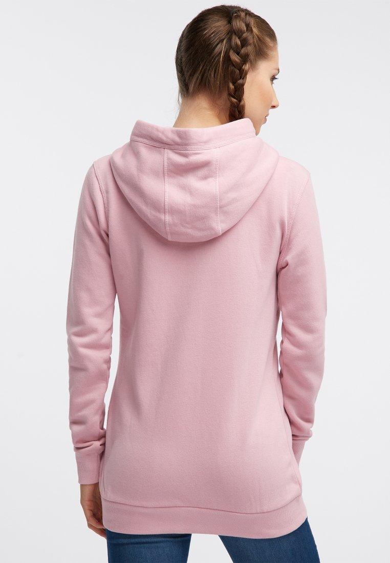 Discounts Women's Clothing myMo Zip-up hoodie red LTdmH4ijx