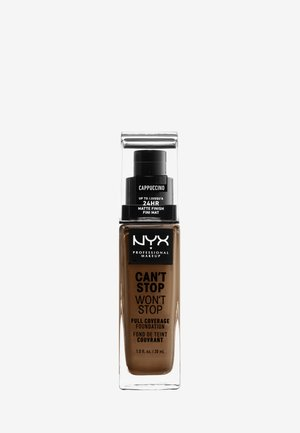 CAN'T STOP WON'T STOP FOUNDATION - Foundation - 17 cappuccino