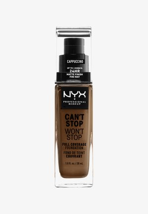 CAN'T STOP WON'T STOP FOUNDATION - Fond de teint - 17 cappuccino