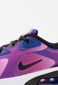 Nike Sportswear - AIR MAX 200 - Sneakers laag - hyper blue/white/vivid purple/magic flamingo/black - 2