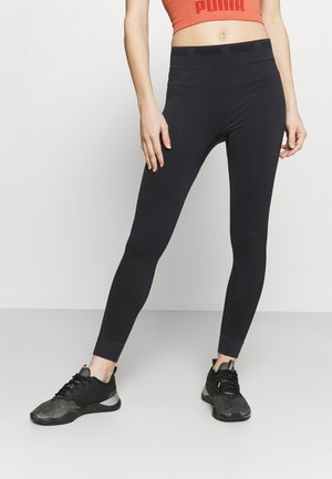 EVOSTRIPE EVOKNIT 7/8 - Tights - black