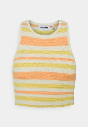 BAY COCHET TANK - Linne - multicoloured