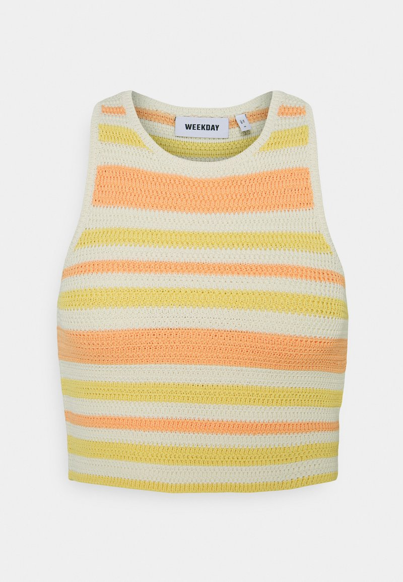 Weekday - BAY COCHET TANK - Top - multicoloured