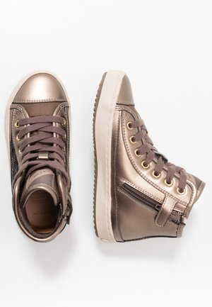 KALISPERA GIRL - Sneakers high - lead