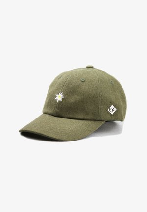 EDELWEISS - Cap - olive