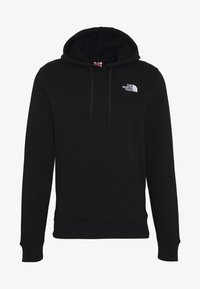 The North Face - GRAPHIC HOODIE - Luvtröja - tnf black/tnf white - 4
