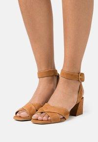 Furla - Sandały - miele - 0