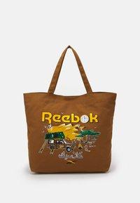 Reebok Classic - ROADTRIP UNISEX - Tote bag - sepia - 0