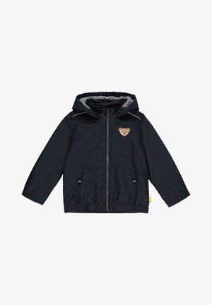 Outdoor jacket - steiff navy