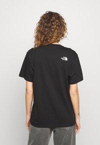 The North Face - ZUMU TEE - Basic T-shirt - black - 2