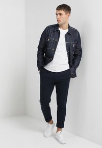 Pepe Jeans - ORIGINAL BASIC - Camiseta básica - blanco - 1