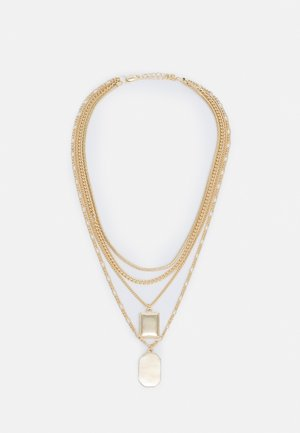 FGBUNNI COMBI NECKLACE - Collier - gold-coloured