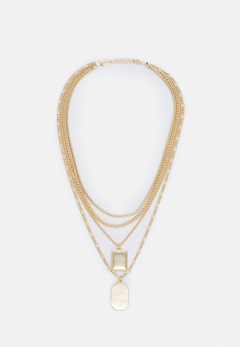 Fire & Glory - FGBUNNI COMBI NECKLACE - Necklace - gold-coloured