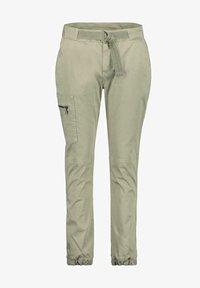 Monari - Cargo trousers - dusty green - 1
