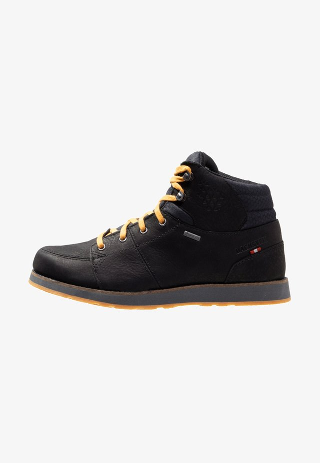 HUBERT GTX - Hiking shoes - schwarz