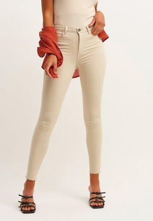 Jeans Skinny Fit - light bean