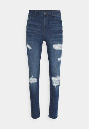 DALLAS - Skinny džíny - blue