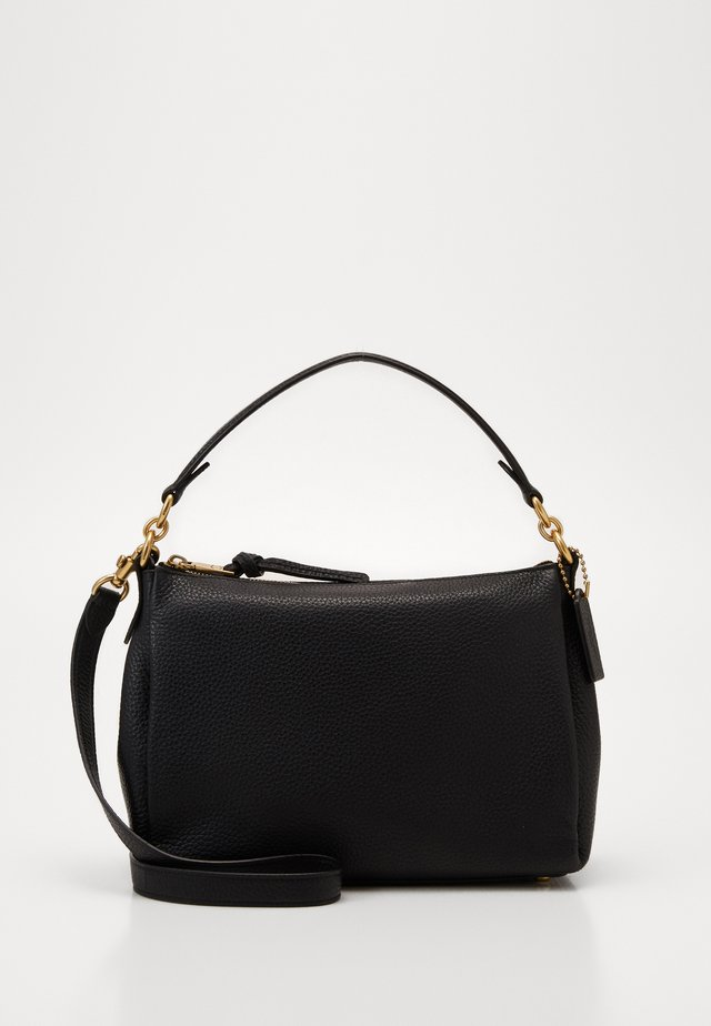 SOFT SHAY CROSSBODY - Sac à main - black