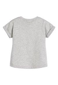 Next - GREY LITTLE BROTHER T-SHIRT (0MTHS-2YRS) - T-Shirt basic - grey - 0
