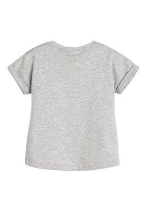GREY LITTLE BROTHER T-SHIRT (0MTHS-2YRS) - T-shirt basic - grey