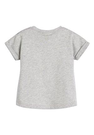 GREY LITTLE BROTHER T-SHIRT (0MTHS-2YRS) - Basic T-shirt - grey