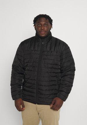ONSPAUL QUILTED HIGHNECK JACKET - Light jacket - black