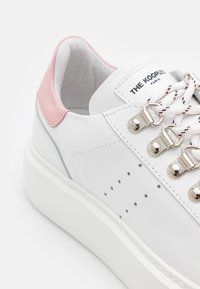 The Kooples - BASKET LACETS MOUCHETTES - Trainers - white/pink - 6