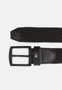 Tommy Hilfiger - DENTON  - Belt - black - 1