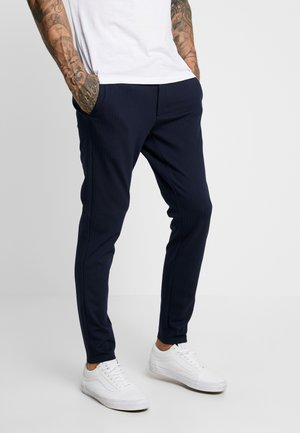ONSMARK PANT STRIPE - Tygbyxor - night sky