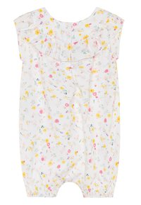 Petit Bateau - Pijama de bebé - marshmallow/multicolor - 1