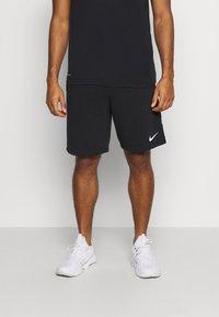 Nike Performance - SHORT - Sportovní kraťasy - black/white - 0