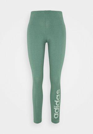 LIN - Leggings - teceme/greentint