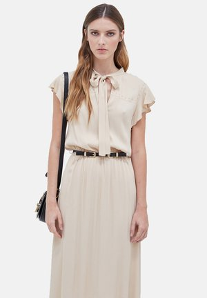 STILE WESTERN - Day dress - beige