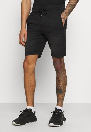 ONSROD LIFE - Shorts - black denim