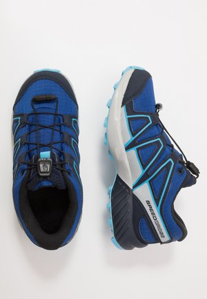 SPEEDCROSS CSWP - Hiking shoes - surf the web/navy blazer/ethereal