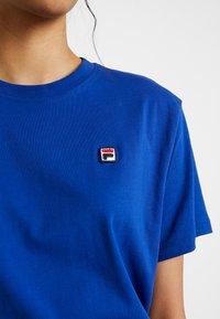 Fila Tall - NOVA TEE - Basic T-shirt - sodalite blue - 4