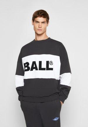 BALL SUMMER BALL FLOCK - Sweatshirt - black