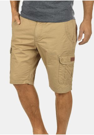 CRIXUS - Shorts - sand brown