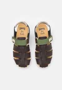 Camper - ORUGA KIDS - Sandals - dark brown - 3