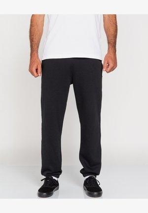 Tracksuit bottoms - flint black