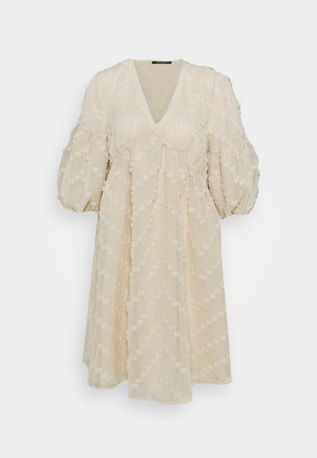 BORAGE SERINE DRESS - Vestito estivo - sandstorm
