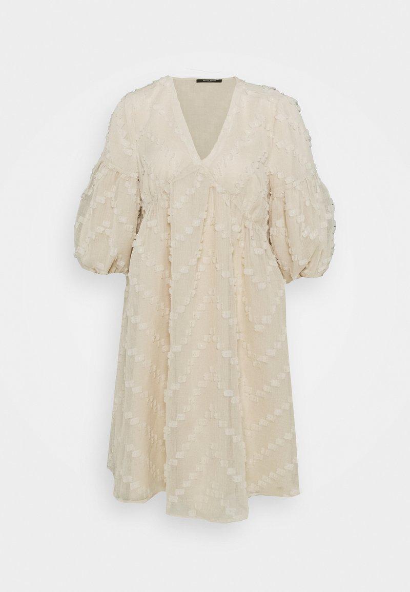 Bruuns Bazaar - BORAGE SERINE DRESS - Day dress - sandstorm