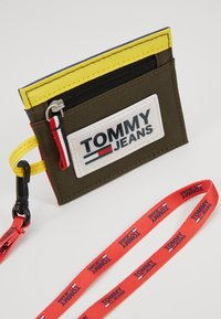 Tommy Jeans - URBAN VARSITY HOLDER - Portefeuille - multi-coloured - 2