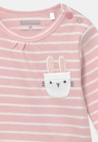 Staccato - SET - Sweatshirt - light pink/white - 3