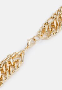 Uncommon Souls - LION MULTIROW UNISEX - Necklace - gold-coloured - 1