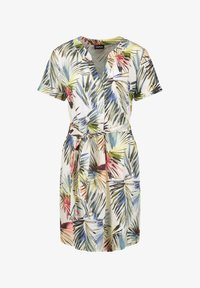 Taifun - Shirt dress - offwhite gemustert - 4