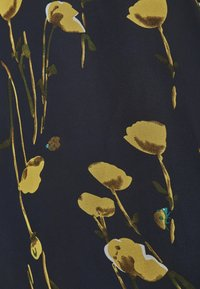 Soaked in Luxury - Maxi dress - navy/yellow - 6