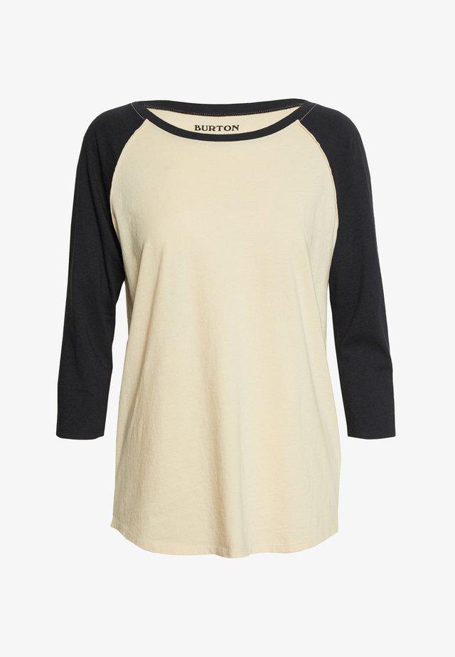 CARATUNK  - Langarmshirt - beige